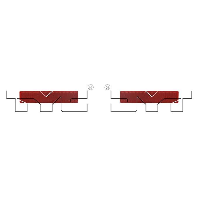 Rareelectrical NEW AC CONDENSER COMPATIBLE WITH PONTIAC 00-05 BONNEVILLE SE SLE SSEI SERPENTINE 11.8MM 204950U 15-62085 P40233 204950U CF20003 53589 52482155