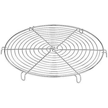 Amazon Com World Cuisine Round Cooling Rack Tinned