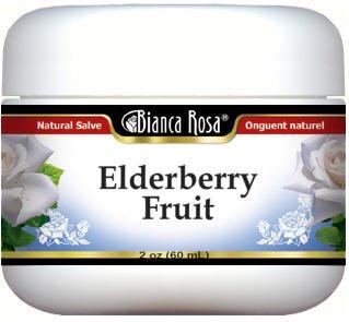 Elderberry Fruit Salve (2 oz, ZIN: 520031) - 3 Pack