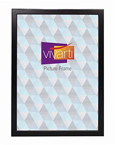 (Vivarti Thin Matt Black Ready Made Picture Frame, 30 x 40 cm)