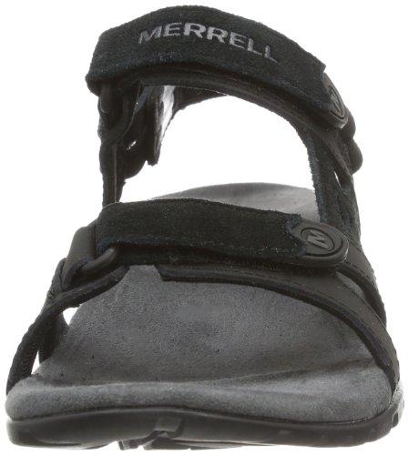Homme Ouvert Black black Merrell Sandales Bout Sandspur Convertible 7xXwWqpTa