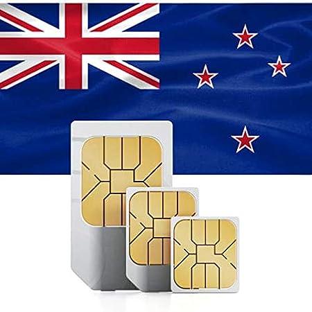 Australian and New Zealand Prepaid Data Sim Card 2GB for 30 Days in 71 Countries 3G Nano//Micro//Standard