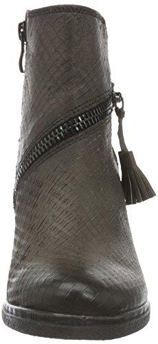 Gris Antic Premio Bottes Marco Tozzi 25009 Femme Com Grey 202 Classiques qnCOZw