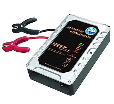 Brand New Technology: Energyflo Battery-less Jump Starter!