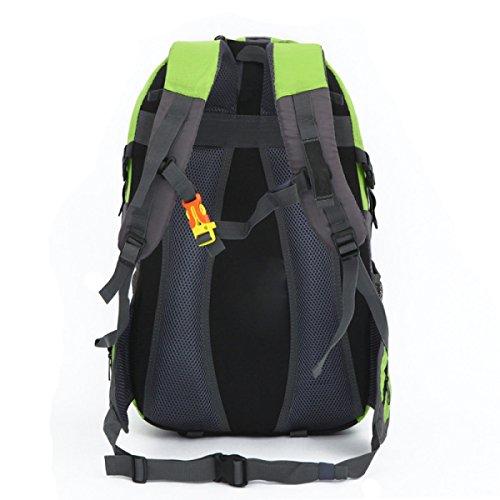 Large Mountaineering Laidaye Travel Leisure Outdoor Darkblue Business Bag Capacity Backpack purpose Multi drxwBqtrFz