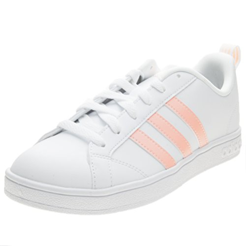 White adidas Shoes Advantage Women's 000 Blanco White Fitness Vs BpwpSPqY