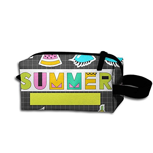 Ming Horse Summer Cactus Flamingo Banana Pineapple Sunglasses Travel&home Portable Make-up Receive Bag Hand Cosmetic Bag With - Smart Uk Sunglasses