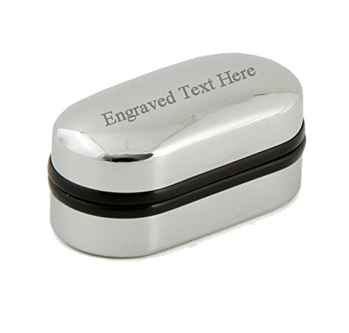 Engraved Message Own Money with Text Infinity Box Clip Love 0fqIxwSyRt