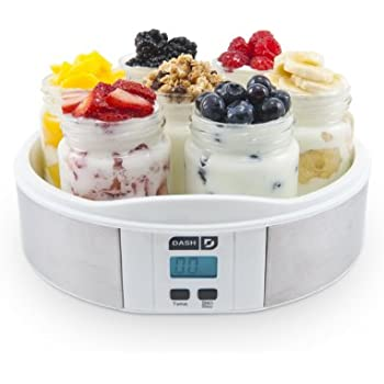 Dash 7 Jar Yogurt Maker