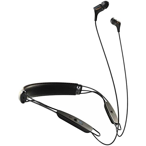 Klipsch R6 Neckband Bluetooth Headphone - Black