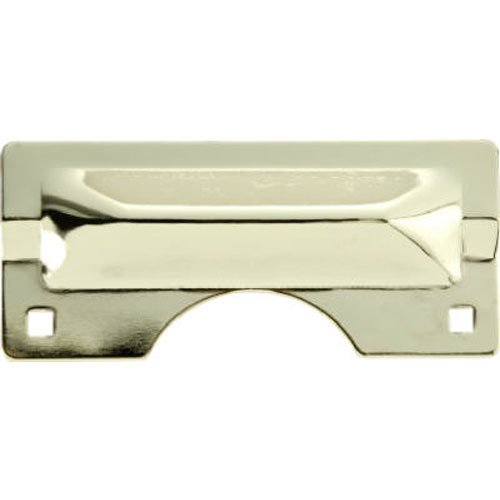 Belwith Products 1090 Heavy Duty Latch Guard, Chrome