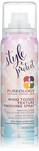 Pureology Style + Protect Wind-Tossed Texture Finishing Spray, 1.9 oz (Spray Color Care Finishing)