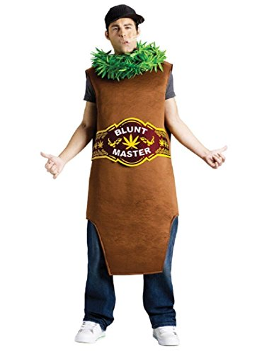 Fun World Men's Blunt Master Costume, Multi, Standard