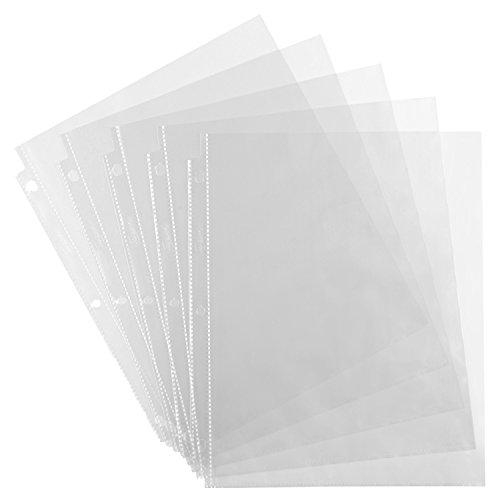 Avery Economy Clear Sheet Protectors, Acid Free (75091)