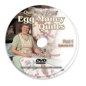 Amazon.com: Egg Money Quilts DVD with Eleanor Burns: Arts, Crafts ... : egg money quilts by eleanor burns - Adamdwight.com