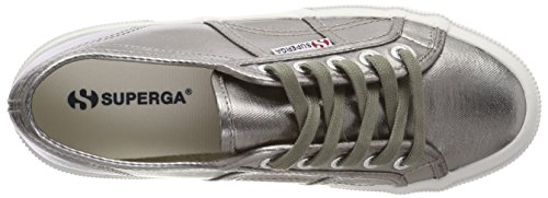 Cotmetw S980 Plus Superga Baskets grey Femme 2750 Gris 0EwqF75