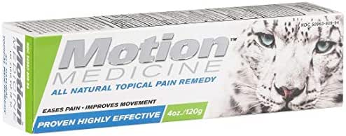 Motion Medicine Topical Remedy 4 oz tube