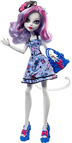 Monster High Shriekwrecked Shriek Mates Catrine Demew Doll ()