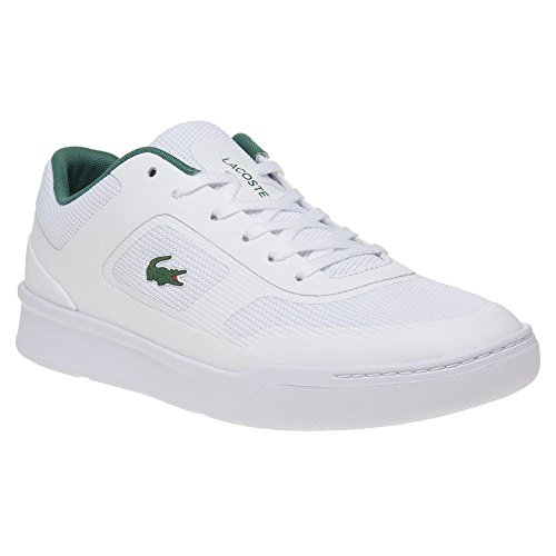 »Explorateur Sport« Sneaker, weiß, weiß-braun Lacoste