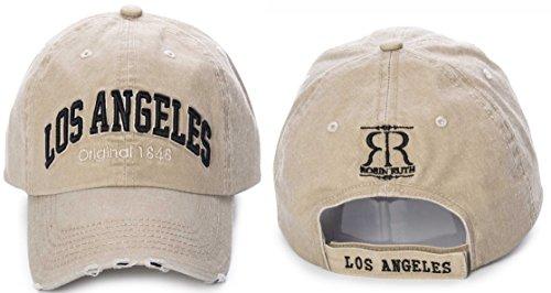 Robin Ruth Washed Original Cap (CLA303-C)