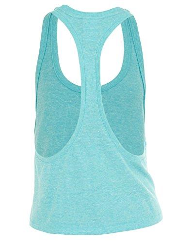 Nike Sports Cropped Vintage Sport d¨¦bardeur d¨¦bardeur-Heather Copa-XLTee-shirt Nike Core US Plus pour Homme Noir / Noir LG