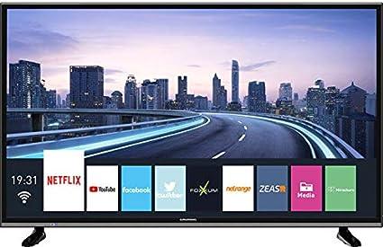 Grundig 55Vlx7850Bp Televisor Smart TV 55 LCD LED 4K, WiFi, UHD HDR, 1100 Hz: 528.54: Amazon.es: Electrónica