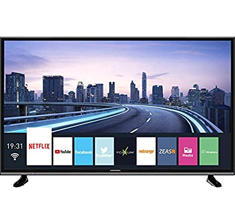 Grundig 55Vlx7850Bp Televisor Smart TV 55 LCD LED 4K, WiFi, UHD HDR, 1100 Hz: 528.54: Amazon.es: Electrónica