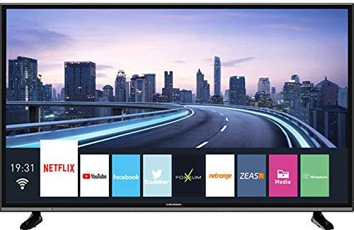 Grundig 55Vlx7850Bp Televisor Smart TV 55'' LCD LED 4K, WiFi, UHD HDR, 1100 Hz [Clase de eficiencia energética A+]