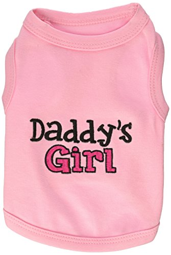 Parisian Pet Daddy's Girl T-Shirt, Small by Parisian Pet