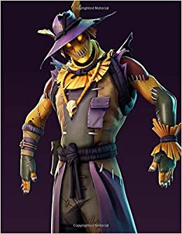 Amazon Fr Fortnite Scary Scarecrow Cornell Notes Style