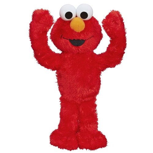 Price comparison product image Sesame Street My Peek-a-Boo Elmo Plush Toy, Ages 18 Months to 4 Years (Amazon Exclusive)