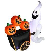 joiedomi halloween inflatable blow
