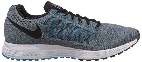 NIKE Running 32 Cool Lagoon Pegasus Black Zoom Grey Azul Air blue Homme de Compétition Chaussures Gris Negro YBqrYtw