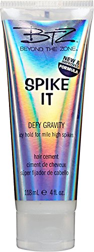 Beyond the Zone Hair Cement, 4-Ounce
