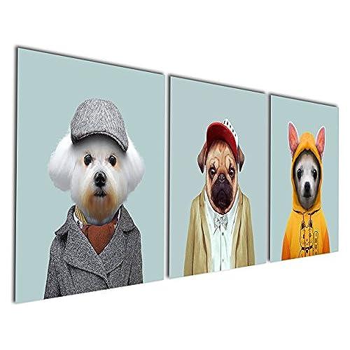 Dog Wall Art: Amazon.com