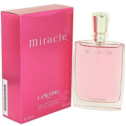 - L a n c ô m e Miracle Eau De Parfum Spray for Women, EDP 3.4 OZ, 100 ML …