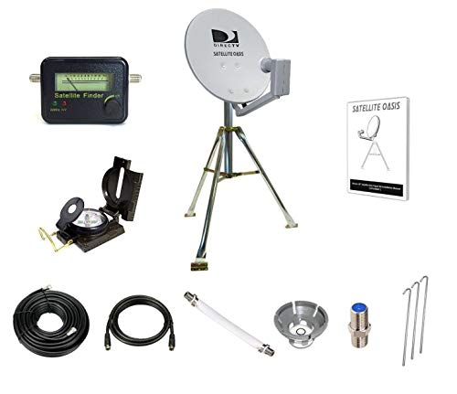 Most Popular Satellite TV Dishes