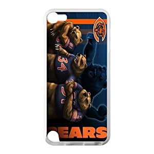 Fierce Panda Very Powerful Athlete Chicago Bears For Iphone 4/4S Case Cover Cover Shell