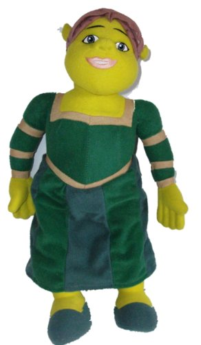 """Princess Fiona in Green Dress the Ogre from Shrek 14"""" tall"""