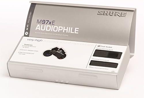 Shure DSH M97XE - Cartucho de alto rendimiento con diamante ...