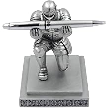 JM-capricorns Executive Knight Pen Holder with Pen