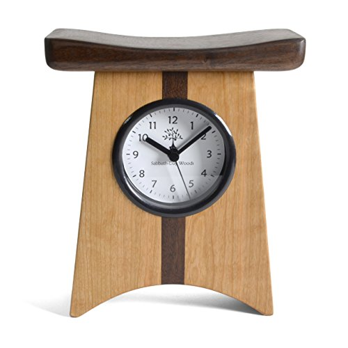 Day Mantle Clock (Sabbath-Day Woods East of Appalachia Limited Edition Desk Clock)