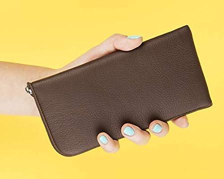 Funda de cuero para iPhone 11, caja funda bolsa case, cover estuche de manga: Amazon.es: Handmade