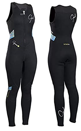 c6d224c5ec Gul 2018 Response 3mm Long Jane Ladies Wetsuit Black Surfing Boarding Kayak