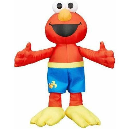eet Bath Time Elmo for Age 18 Months and Up (Elmo Bath)