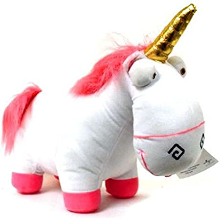 DESPICABLE ME FIGURE Agnes Gru And Fluffy Unicorn Figurine UNICORNS FIGURES