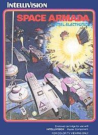Space Armada for Intellivision (Space Armada Intellivision compare prices)