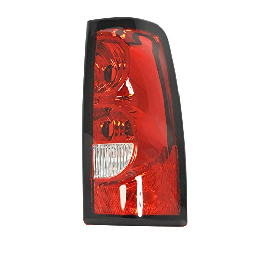 Right Passenger Side Tail Light Assembly for 2004-2006 Chevy Silverado 1500 and 2007 Chevy Silverado 1500 Classic - GM2801174 15273472
