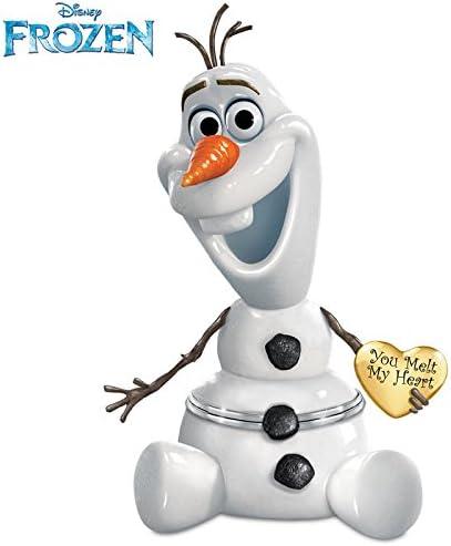 Disney Frozen Olaf You Melt My Heart caja de música de intercambio ...