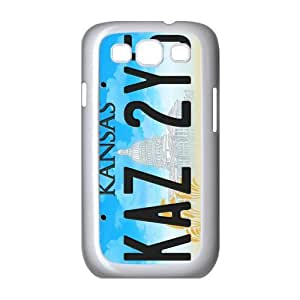 Custom Your Own Personalized Unique Supernatural Plate SamSung Galaxy S3 I9300 Durable Case Cover